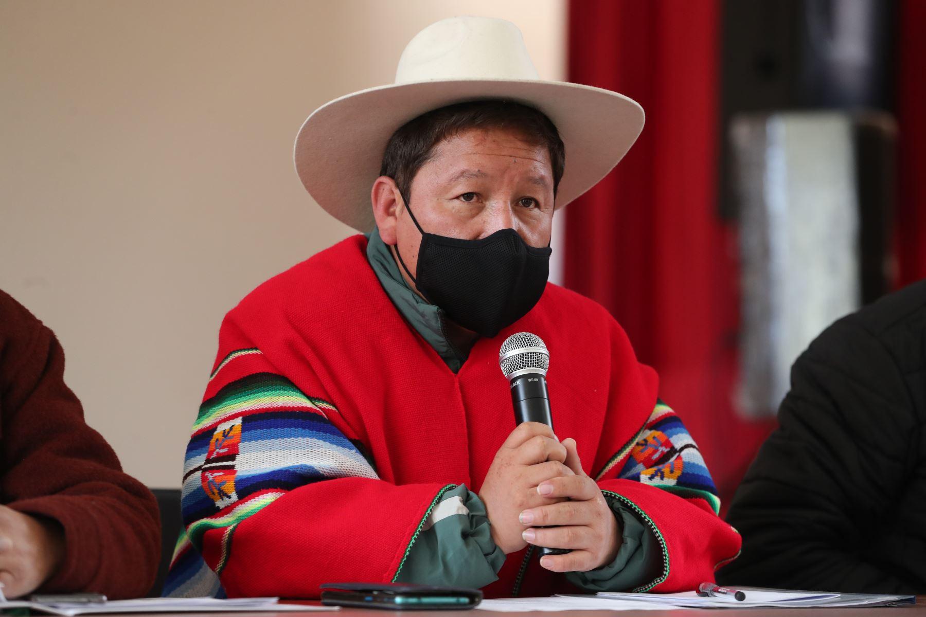 Guido Bellido se pronuncia sobre cuerpo de Abimael Guzmán