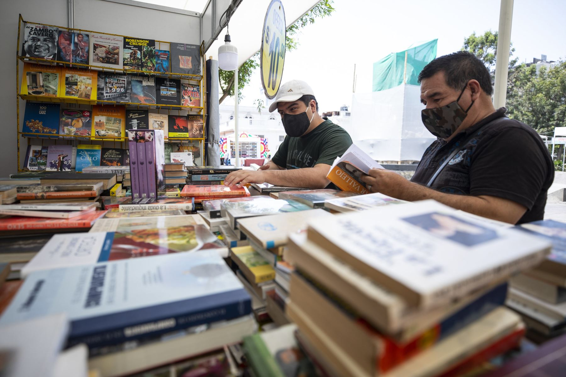 Lima Lee: sexta edición se realiza en Parque de la Exposición