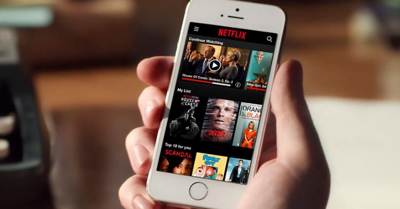Netflix: Versión gratuita para celulares