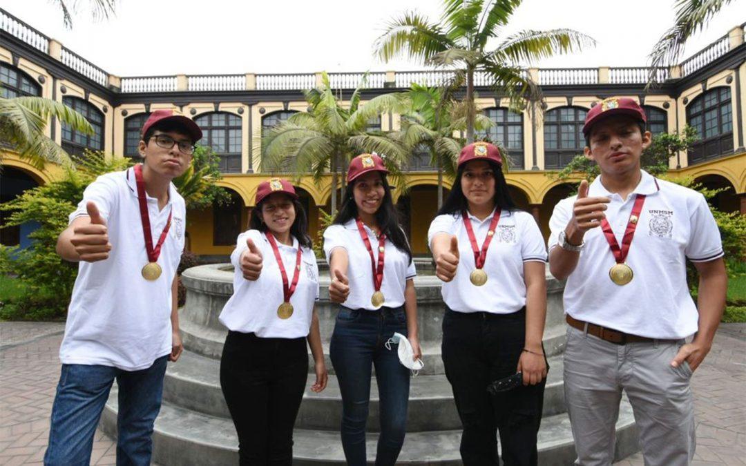 Universidad San Marcos: da premios a los primeros puestos
