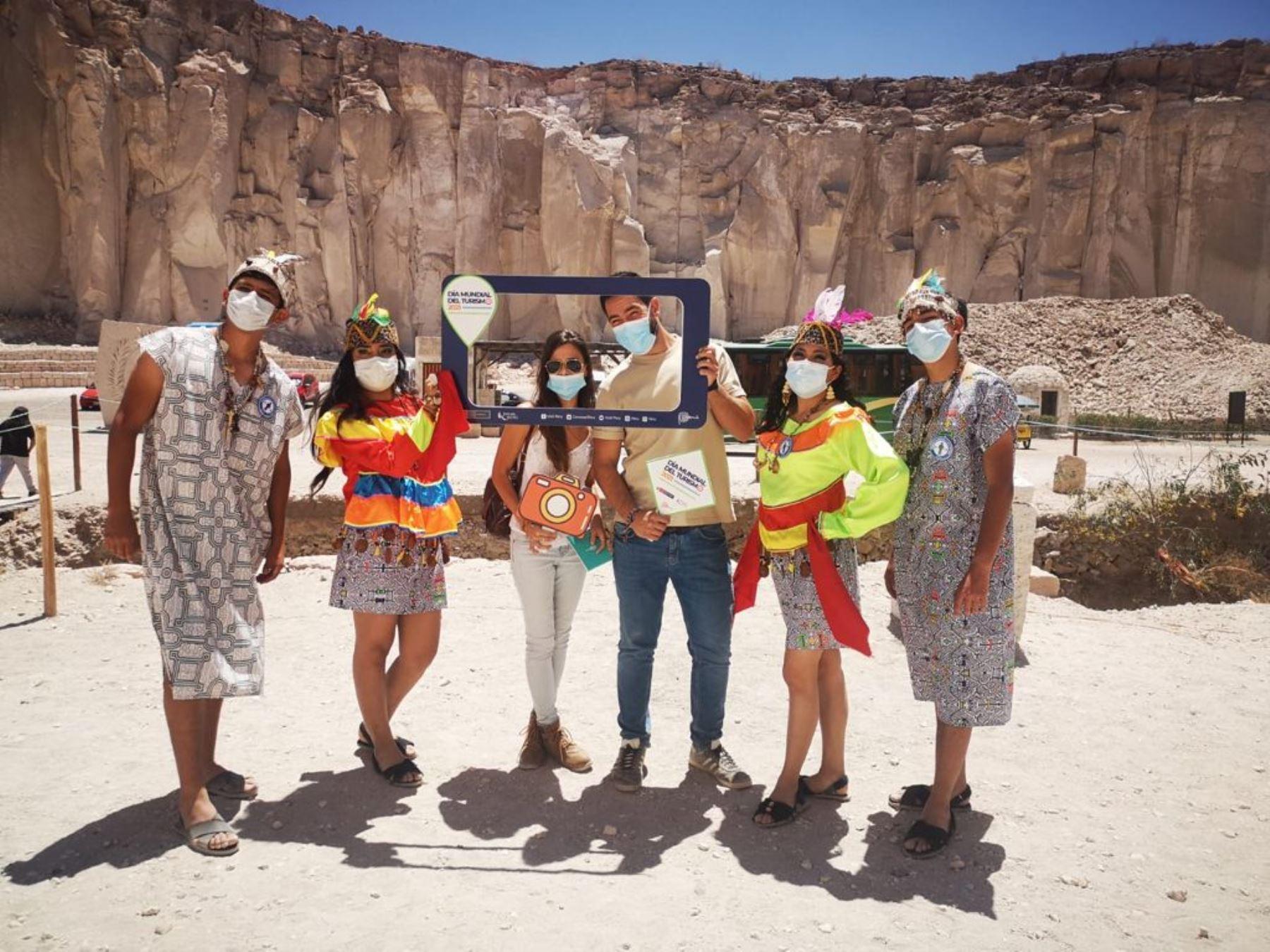 Día del Turismo: se celebra con danzas típicas en Arequipa