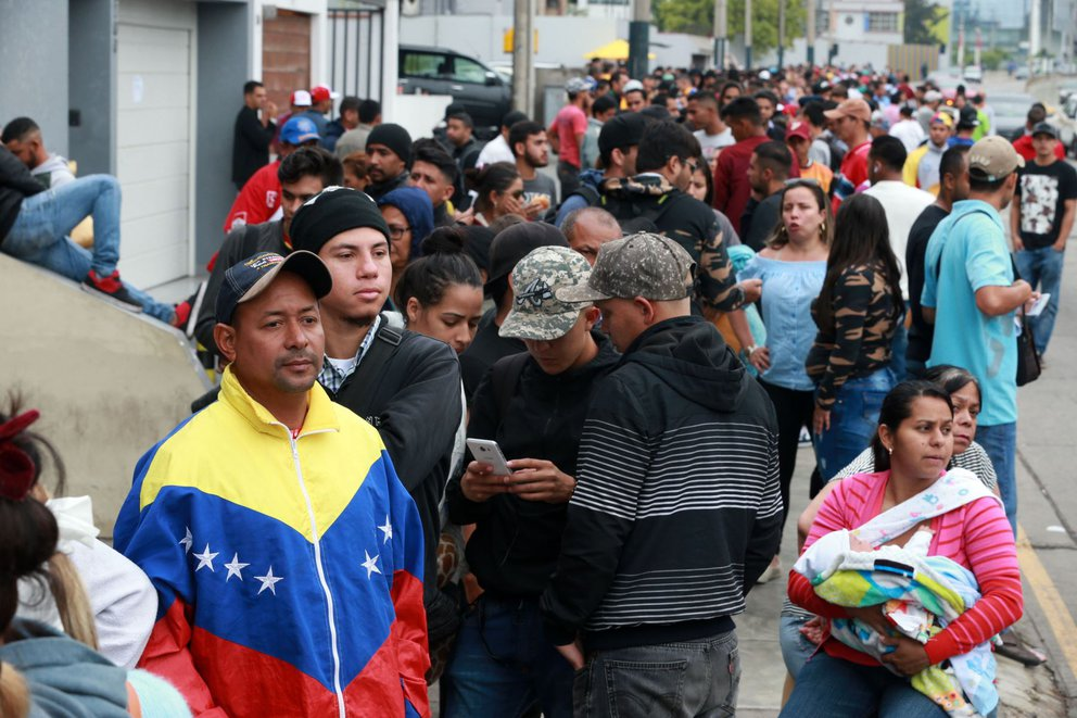 Gobierno destina más de S/422 mil para trasladar a venezolanos