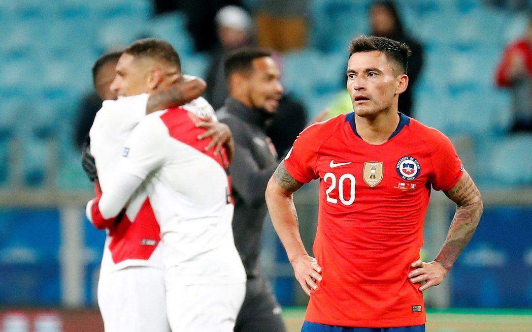 DT de Chile: «Ambos nos jugamos puntos importantes»