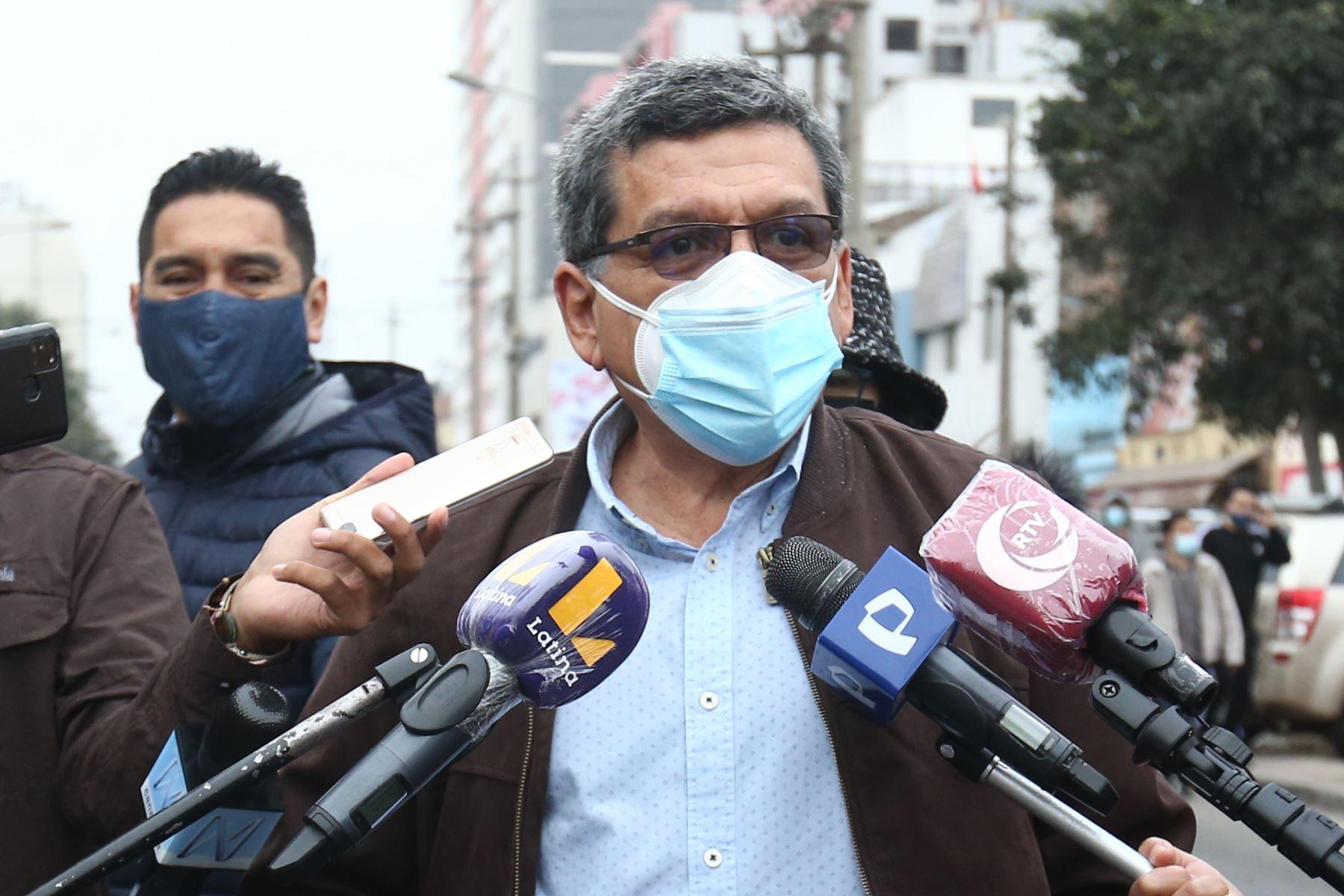 Ministro de salud afirma que tener las dos dosis completas contra el Covid-19 es protocolo para el retorno a clases en universidades