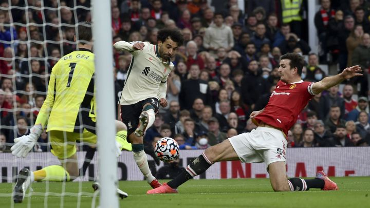 El Liverpool humilla al United en Old Trafford