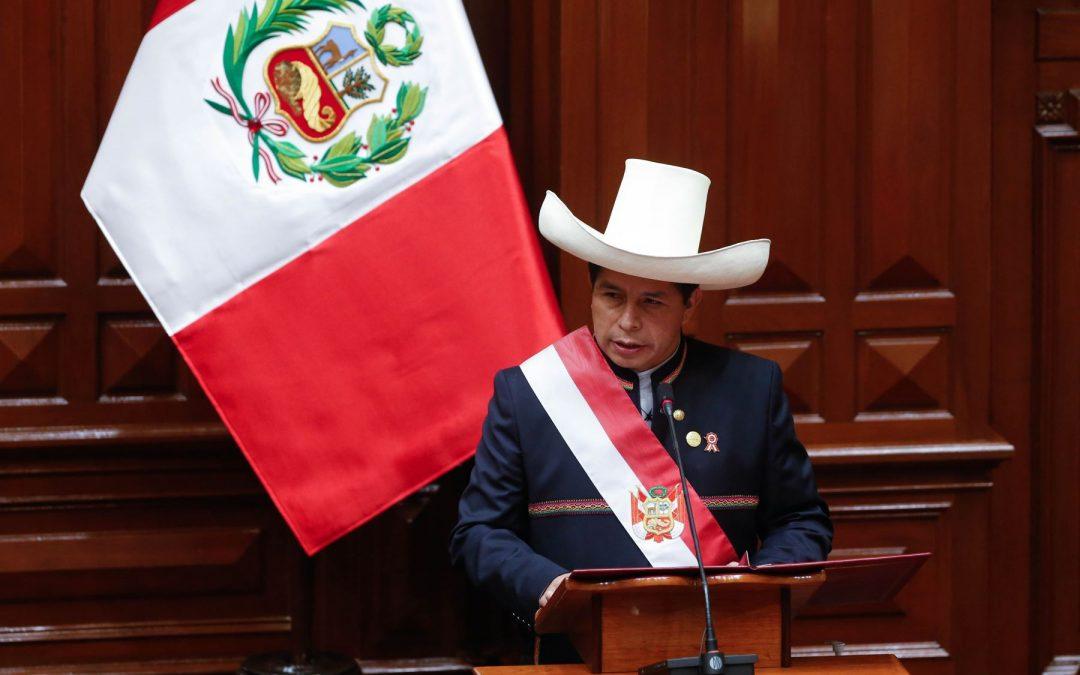 Vladimir Cerrón amenaza a Pedro Castillo