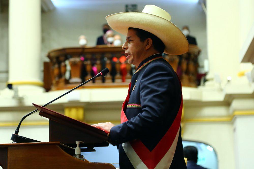 Las reuniones secretas del presidente Pedro Castillo