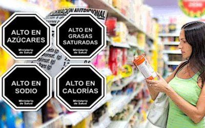 Minsa exige usar los octógonos en todos los productos con grasas trans
