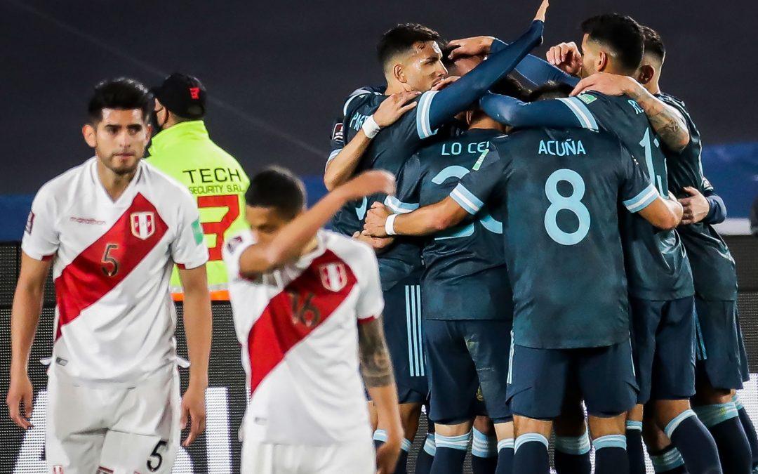 Cómo queda la tabla y cuándo vuelve a jugar Perú