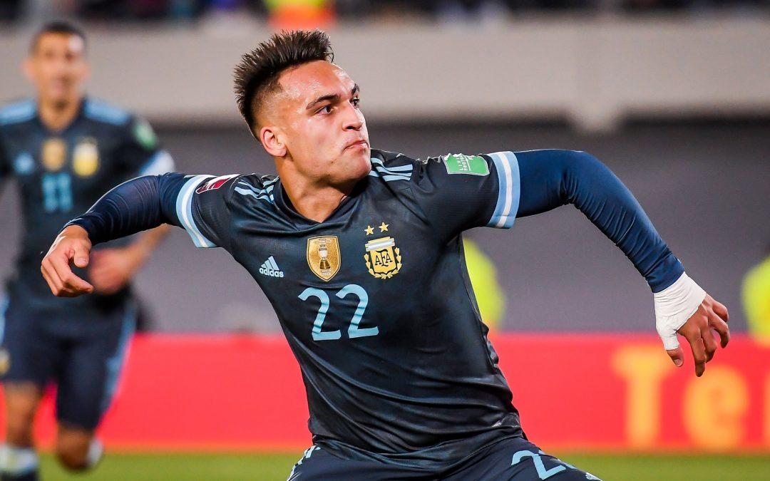 Lautaro anotó un golazo y deja a Perú a cinco puntos del mundial
