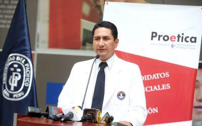 Fiscalía ratifica que Cerrón es el cabecilla de Dinámicos del Centro