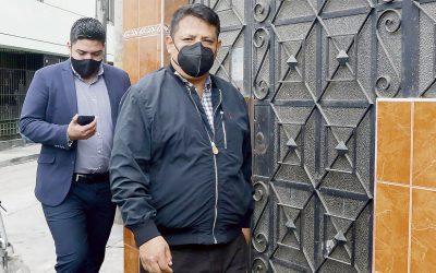 MP pide impedimento de salida contra Rojas