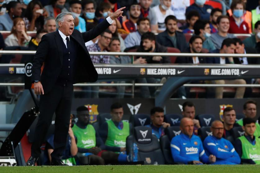 Ancelotti: «Hemos hecho un partido inteligente»