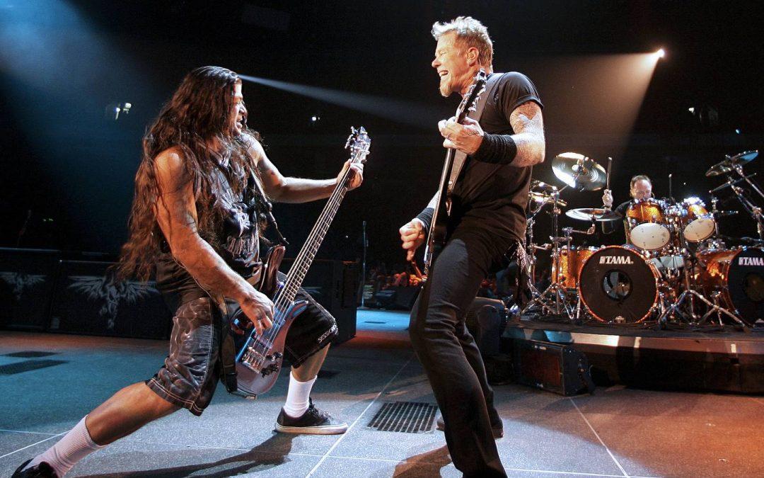 Metallica reprogramó concierto para su gira por Latinoamérica en 2022