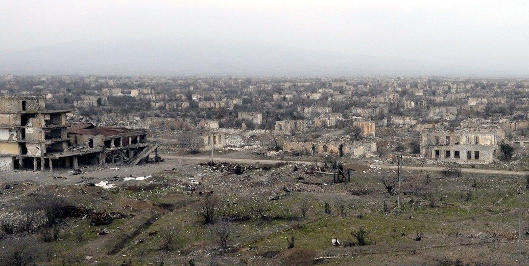 Muerte y desolación: cicatrices de laguerra entre Azerbaiyán y Armenia
