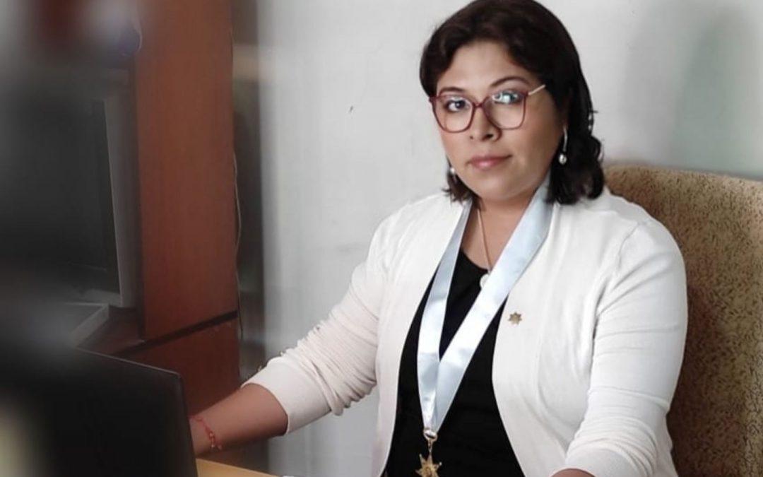 """Bettsy Chávez: """"Algunos nos darán el voto tomándose un par de clonazepam"""""""