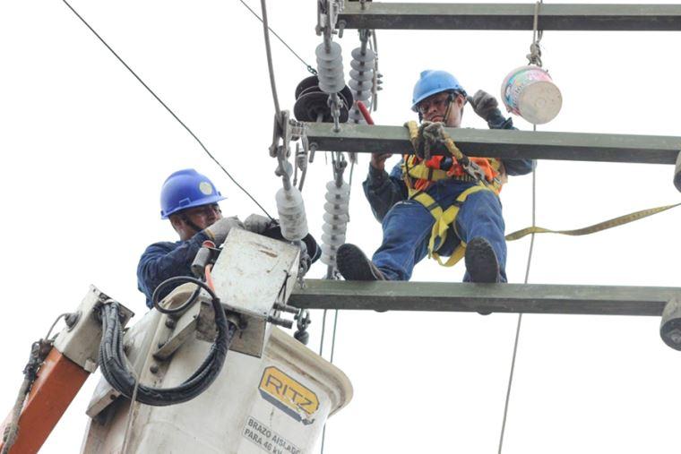 Corte de luz en distritos de Lima y Callao