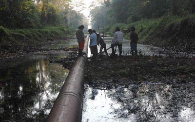 SNMPE: Turba tomó la Estación 5 de Petroperú