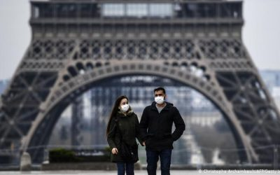 Francia: Presenta un incremento de nuevos contagios por COVID-19