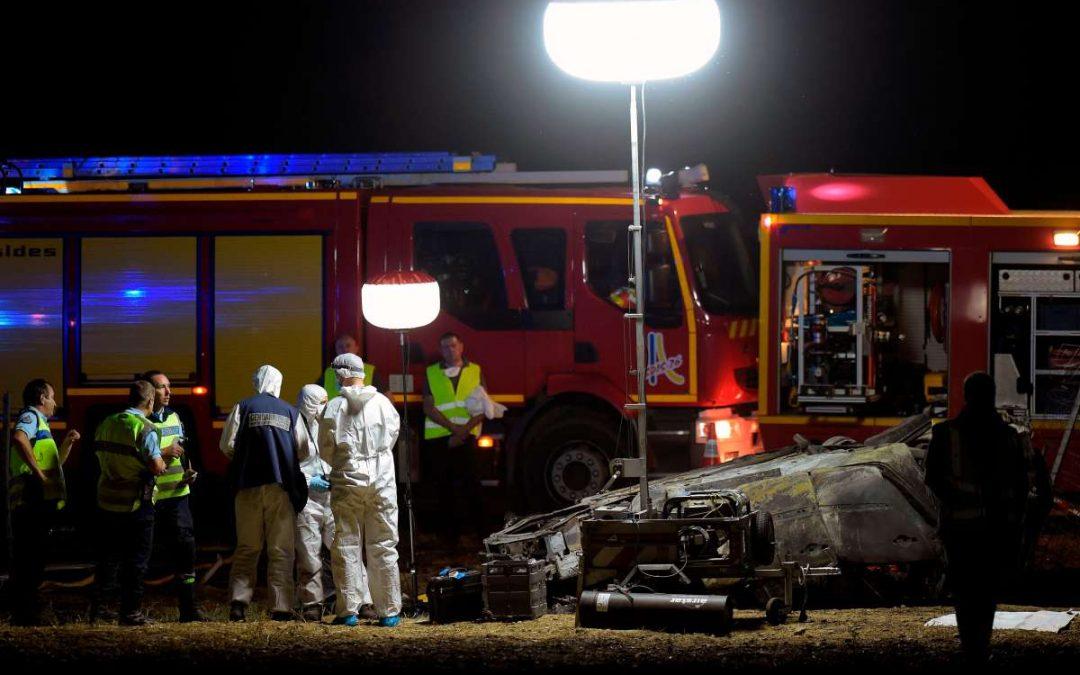 Florida: Choque masivo involucra a 15 vehículos y envía a 6 personas al hospital