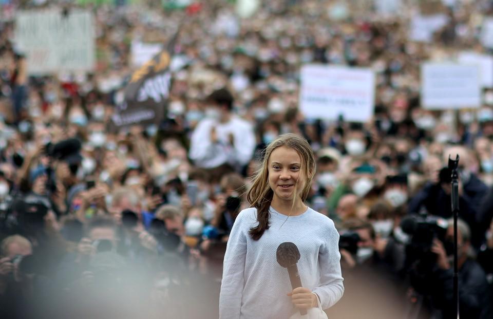 ONU desestima denuncia de Greta Thunberg contra Alemania y otros 4 países