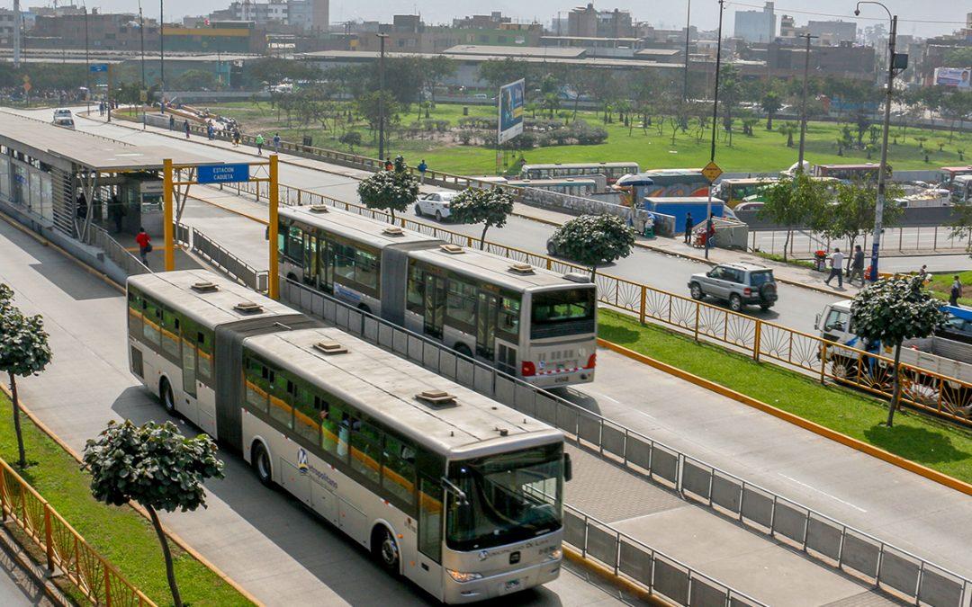 Escuadrón SUAT resguardará la seguridad de pasajeros en el Metropolitano