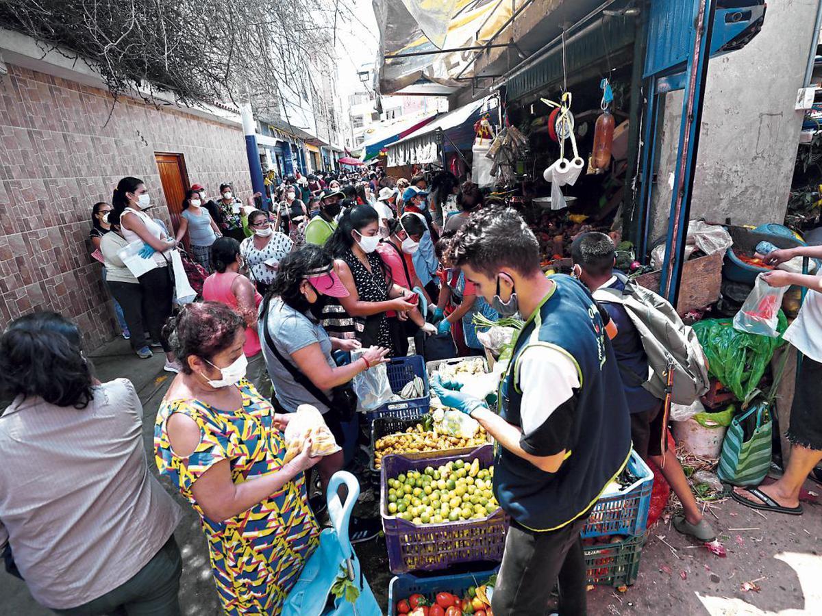 Perú trabajo informal