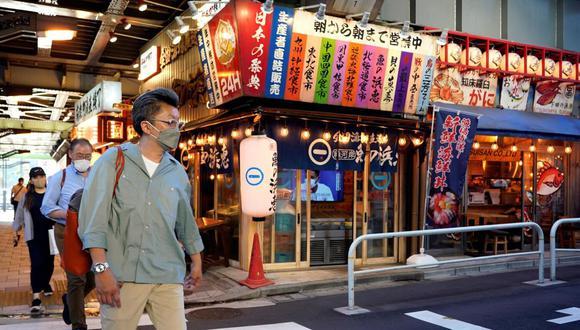 Tokio: La reducción de casos por COVID-19 permitirá levantar restricciones