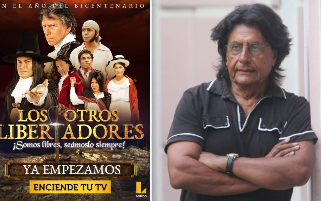 """Actor sobre los Otros Libertadores: """"Tiraron por la borda un trabajo duro"""""""