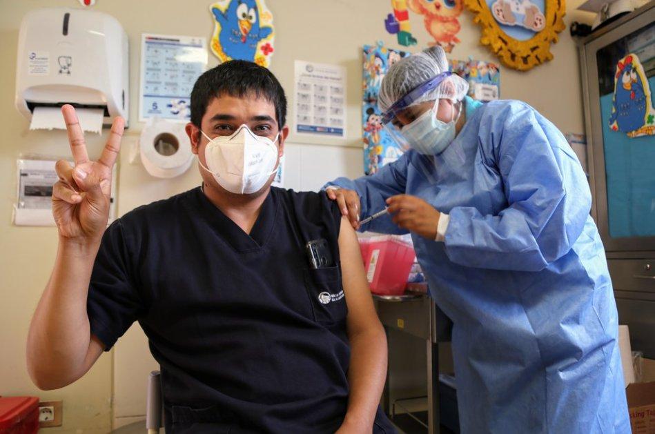 Más de 14 millones de peruanos ya se encuentran vacunados contra la Covid-19