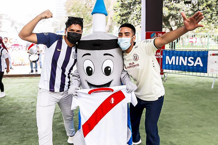 Clásico del 'Vacunafest': Estadio Matute y Lolo Fernández albergarán partido de ida y vuelta contra la Covid-19