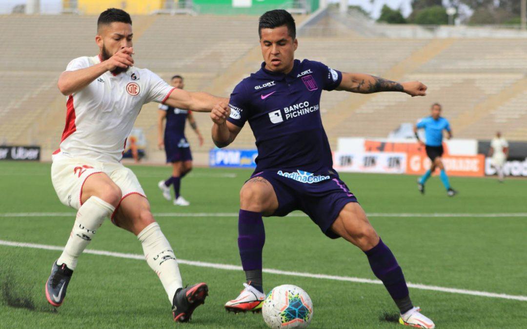 Alianza Lima se impuso 2 – 0 a UTC