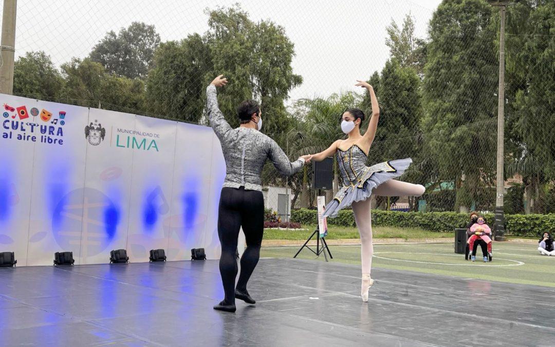 Cultura al Aire Libre presenta criollismo y danzas folclóricas