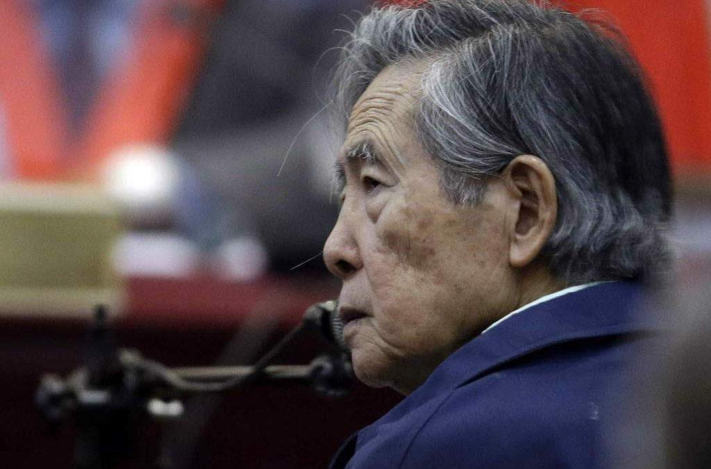 Alberto Fujimori fue operado de emergencia y se encuentra en UCI