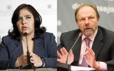 Jara y Lerner declararán en juicio oral contra los Humala