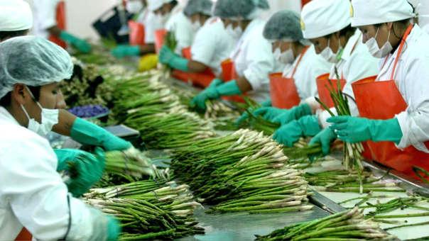 Exportaciones peruanas registran tasas de crecimiento más altas del mundo