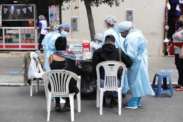 Exteriores de Las Nazarenas serán punto de vacunación