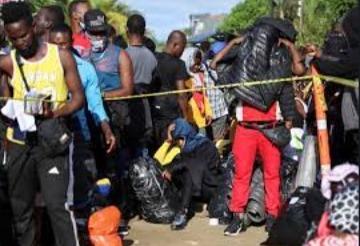 Hallan muerta a una haitiana en ruta por donde ya han muerto hasta 13 migrantes