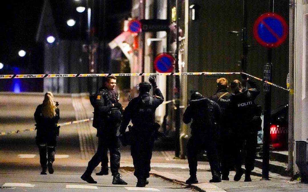 Presunto terrorista ataca con arco y flechas y mata a cinco en Noruega