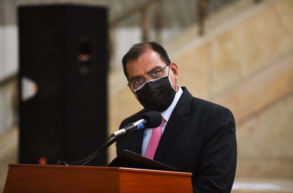 Barranzuela afirma que Perú Libre lo puso
