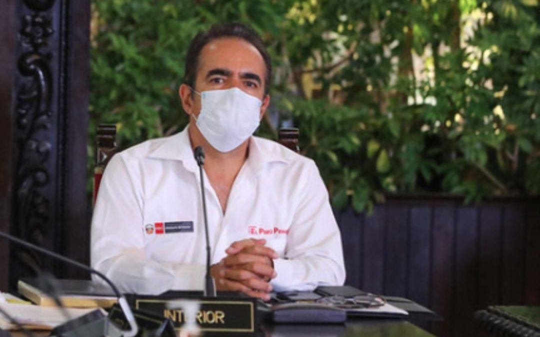 """Rodríguez: """"No hay video que pruebe que PNP mató a Inti y Bryan"""""""