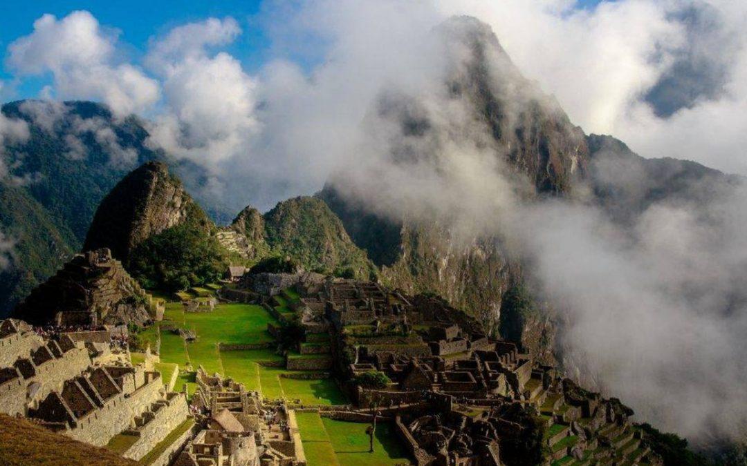 El sábado se inició exposición mundial sobre la ciudad incaica