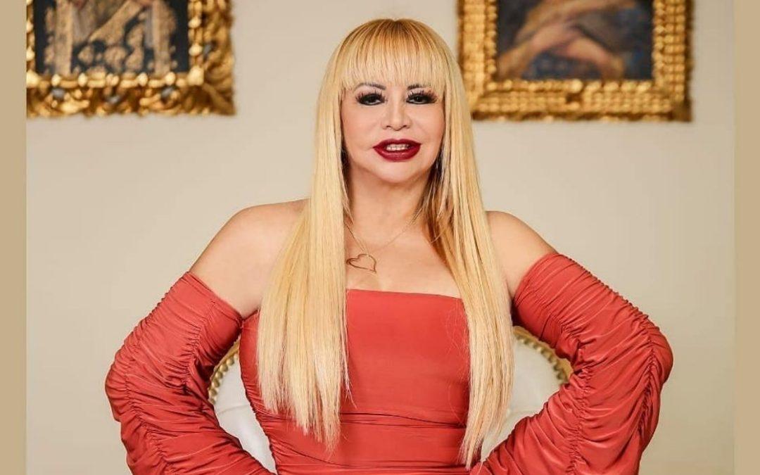 Susy Díaz fue retenida en México