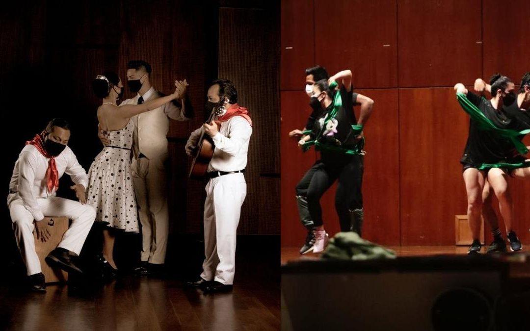 Ballet Nacional prepara show por el Día de la Canción Criolla