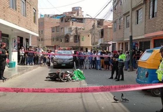 Surco: Repartidor de delivery muere tras ser embestido por mototaxi