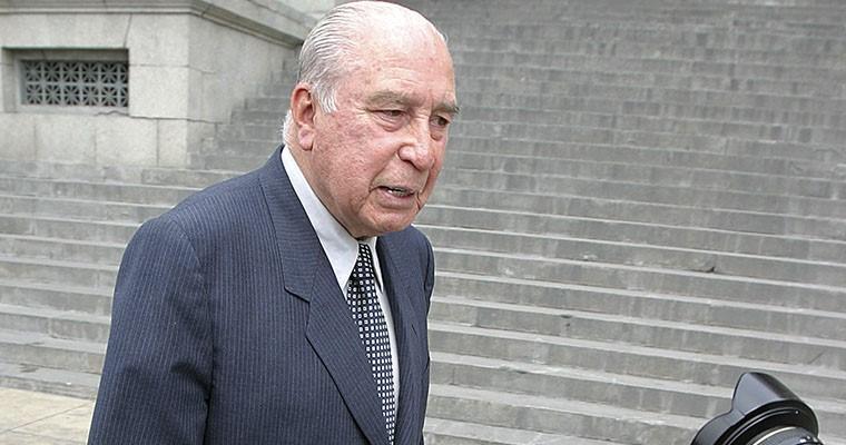 Italia dictará sentencia a Morales Bermúdez