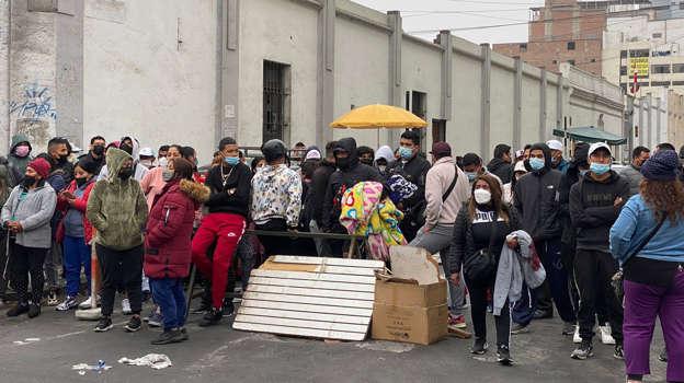 Centro de Lima: Fiscalizadores desalojaron a ambulantes del jirón Cusco