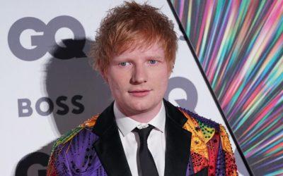 Ed Sheeran da positivo a Covid-19 y realizará sus presentaciones en casa