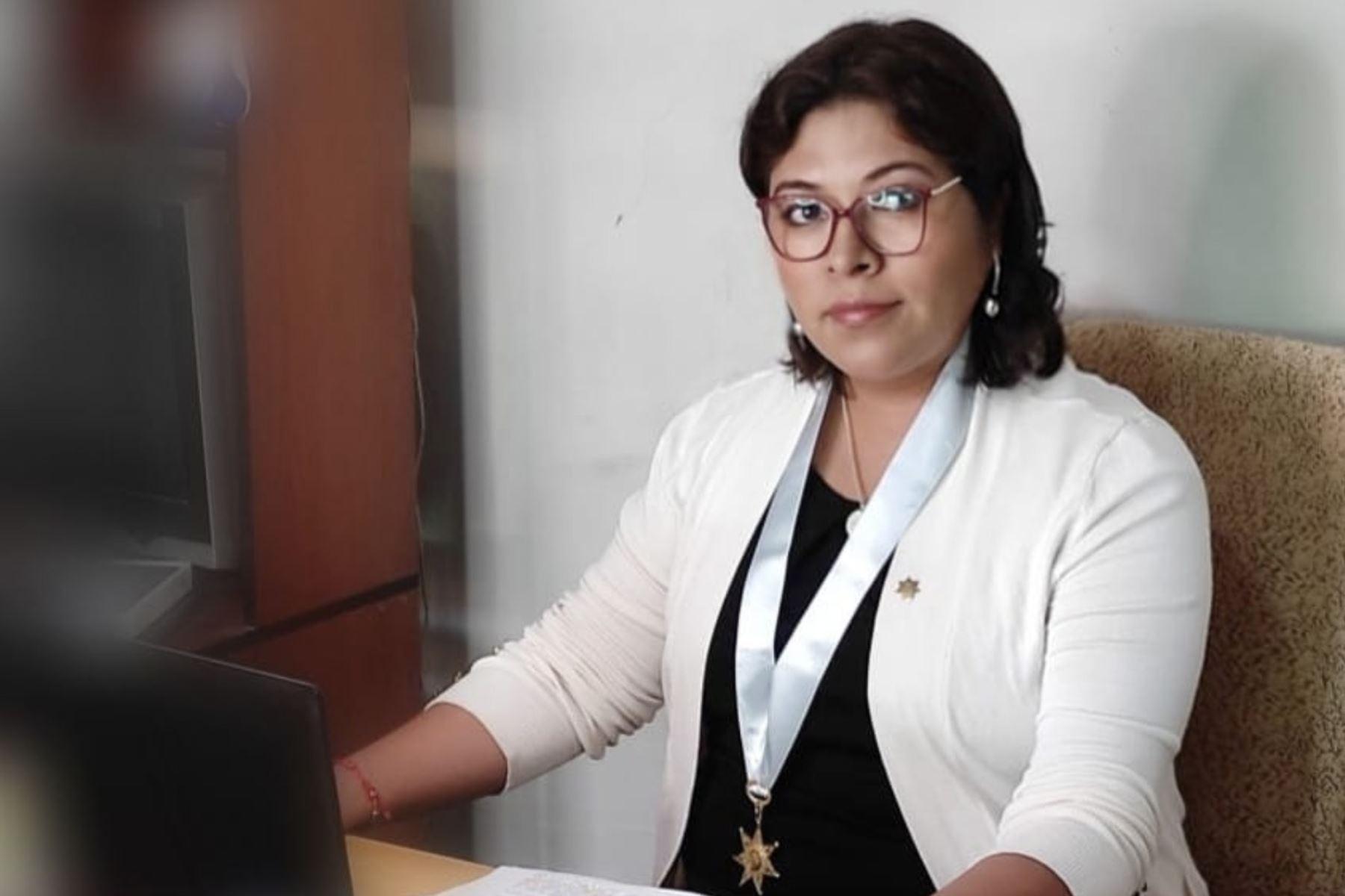"""Betssy Chávez sobre Luis Barranzuela: """"Tendrá que responder por investigación"""""""