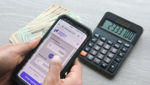 No se necesitará cuenta bancaria para poder cambiar dólares vía online